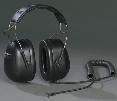 イヤーマフ HTM79A (モノラル/NRR25dB) PELTOR 【防音・騒音対策】