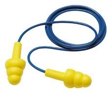 耳栓 ウルトラフィットU2コード付 (1組) (NRR:25dB) 【防音・騒音対策】