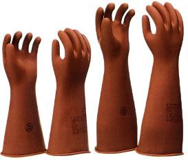 【ヨツギ製】 高圧用ゴム手袋