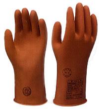 【ヨツギ製】 低圧用ゴム手袋