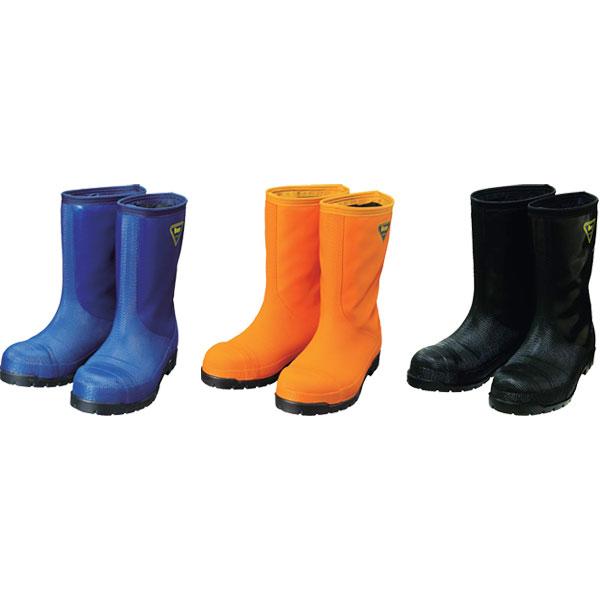 冷凍庫用防寒長靴 NR021 NR031 NR041