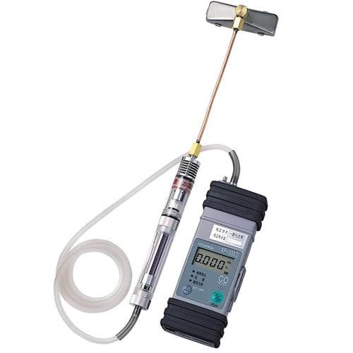 【新コスモス電機】一酸化炭素測定器(COメータ) XP-333II【ガス機器の不完全燃焼等 燃焼排ガス検知器】
