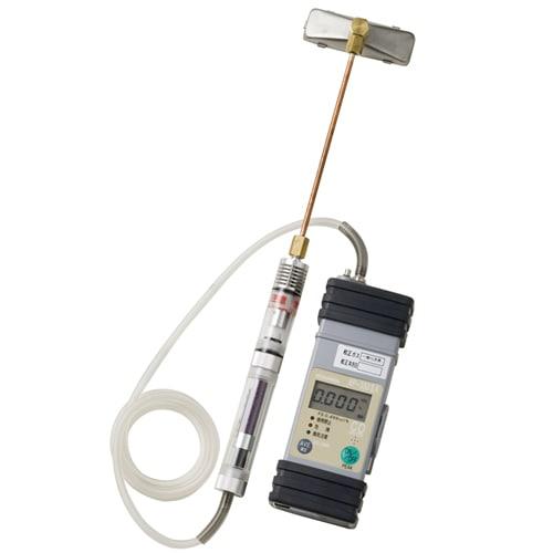 【新コスモス電機】一酸化炭素測定器(COメータ) XP-333IIA【ガス機器の不完全燃焼等 燃焼排ガス検知器】