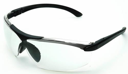 【理研化学】保護メガネ New AOS (クリアAF / ミラー) 【防塵・作業用・医療用】