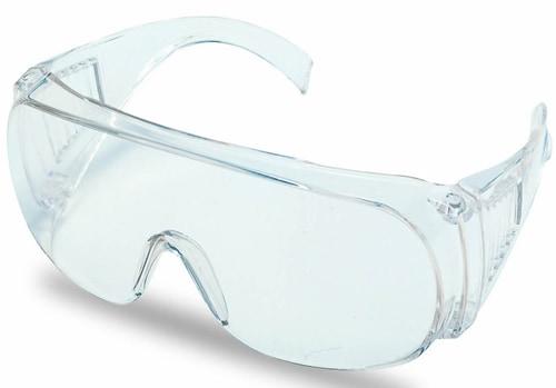 【理研化学】保護メガネ RS-04  (クリアレンズ) 【防塵・作業用・医療用】