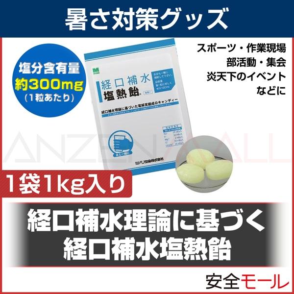 商品アイコン経口補水塩熱飴