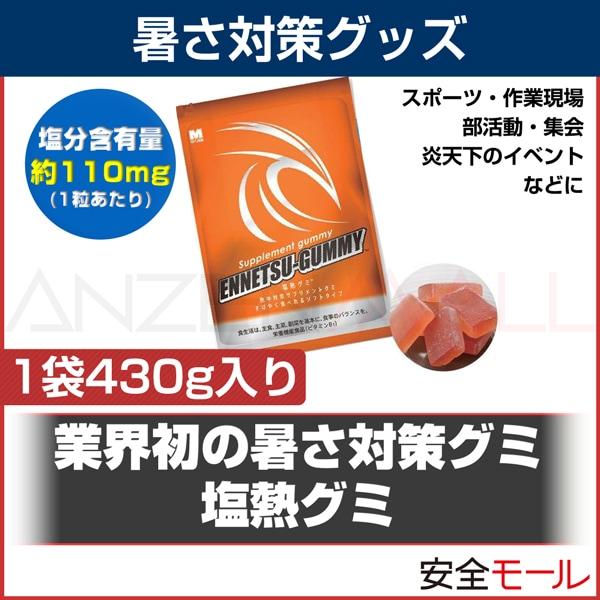 商品アイコン塩熱グミ