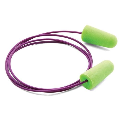 【モルデックス】 耳栓 ピュラフィットコード付6900 (1組)遮音値(NRR):33dB 【防音・騒音対策】