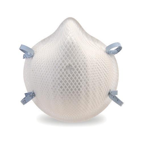 【モルデックス】使い捨て式防塵マスク 2207DS1 Mサイズ(20枚入)【粉塵・作業用・医療用】