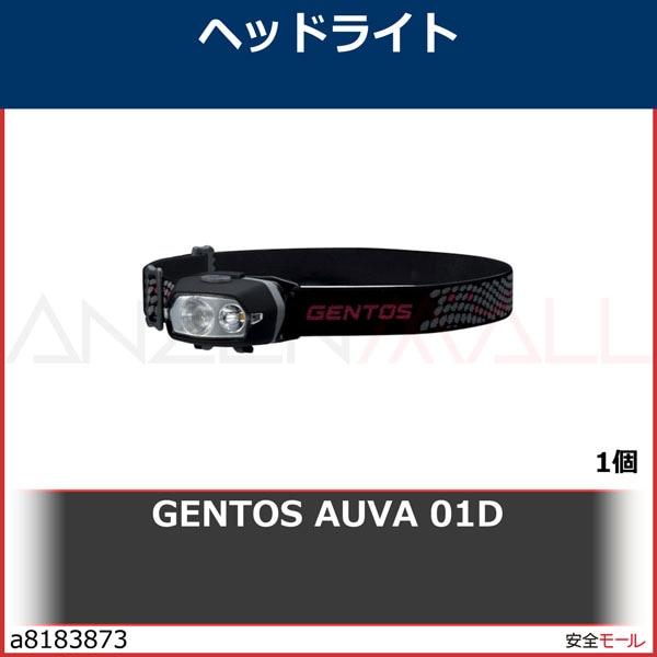 商品画像a8183873GENTOS AUVA 01D VA01D 1個