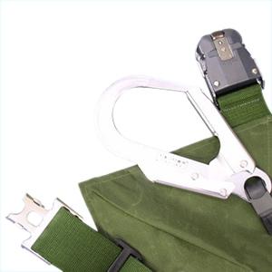 【サンコー】一般高所用安全帯 リーロックS2ライト ワンタッチバックルPRO(補助ベルト) OT-SL505-PRO 【タイタン安全帯】
