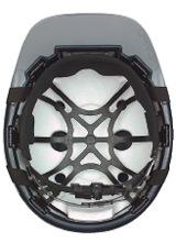 【加賀産業】 ABS素材ヘルメット FP-1F (ライナー入)内装