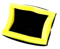 【いすず産業】 防塵マスク ケンコーマスク101型取替え用フィルター (5枚入)【粉塵・作業用・医療用】