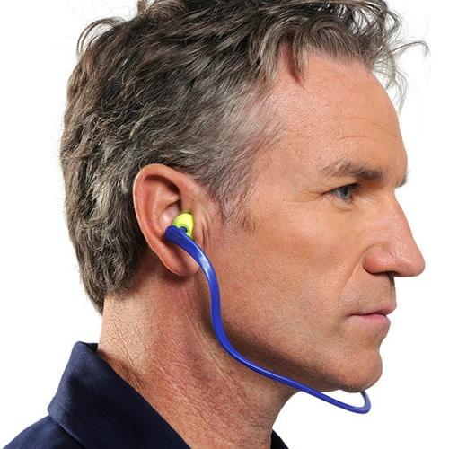 【モルデックス】 耳栓 ウェーブバンドプラス6520 (NRR:22dB) 【防音・騒音対策】