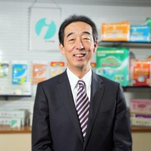イワツキ株式会社 代表取締役社長 岩月宏昌
