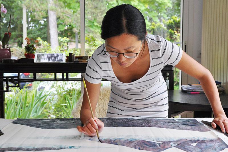 Hong Wai, une artiste pionnière