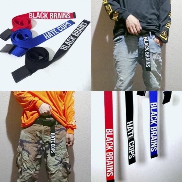 BBHC Long Belt