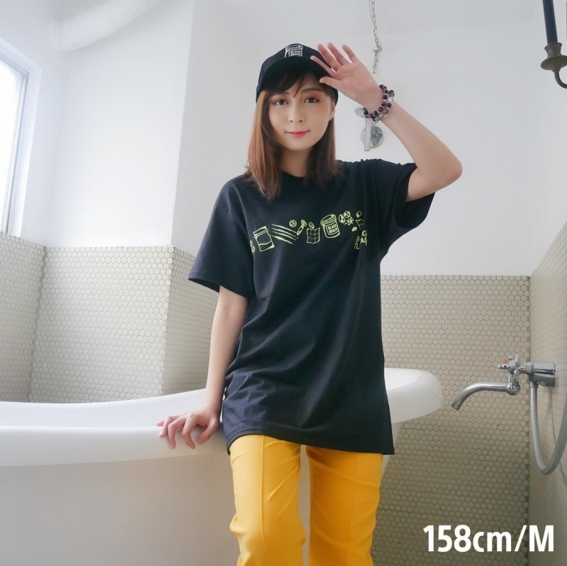 Chemical Brain S/S Tee