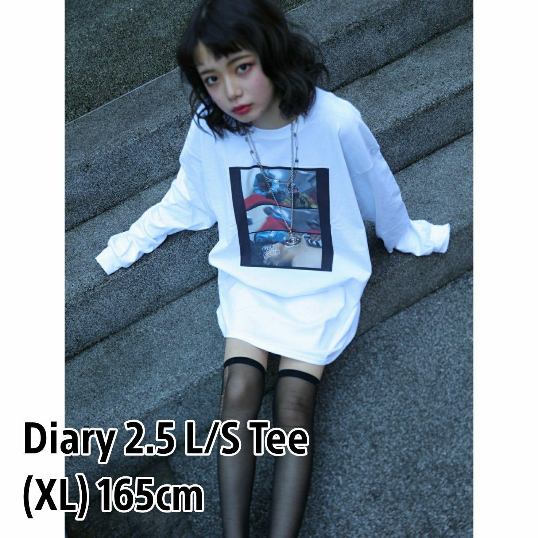 Diary 2.5 L/S Tee