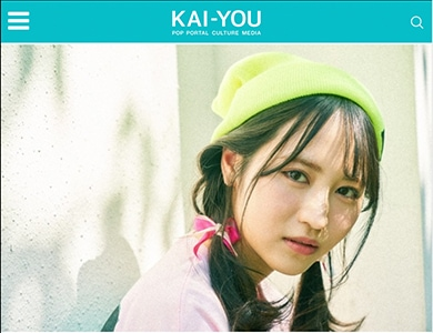 """KAI-YOU.net"