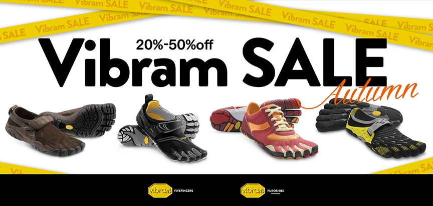 Vibram SALE Autumn