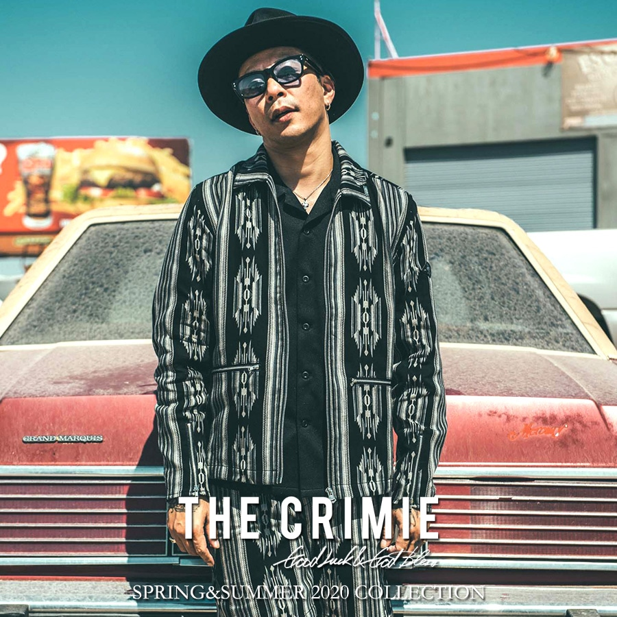 CRIMIE SPRING&SUMMER 2020 COLLECTION