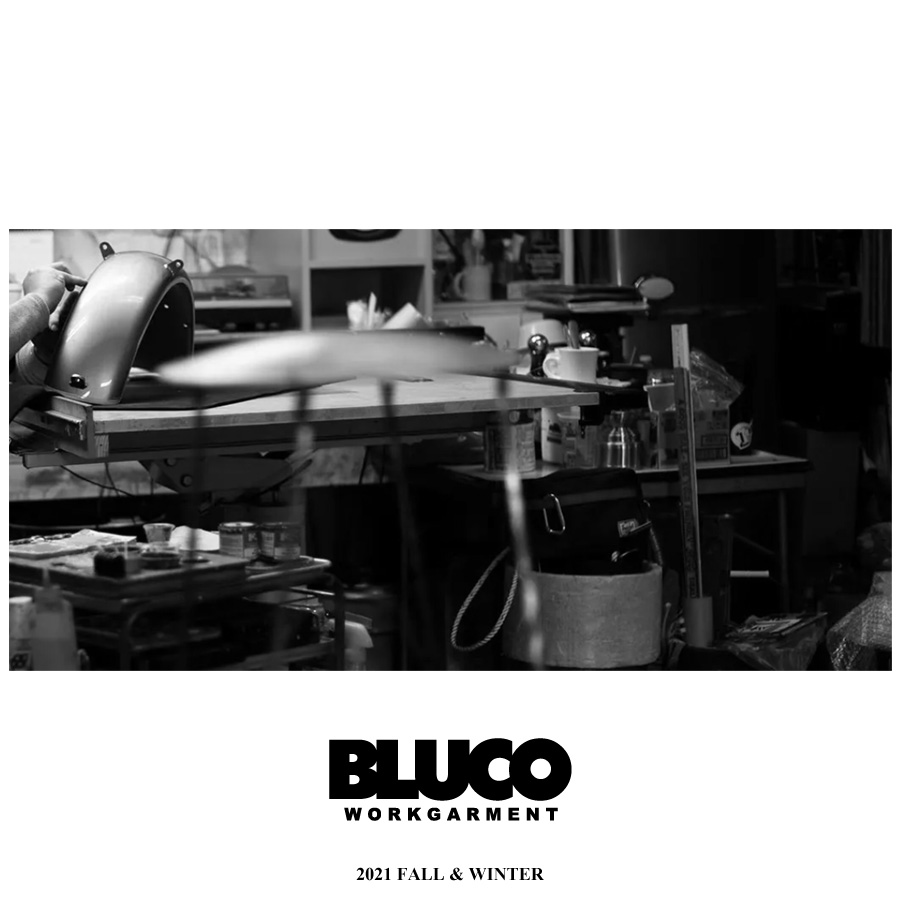 BLUCO 2021 F/W COLLECTION