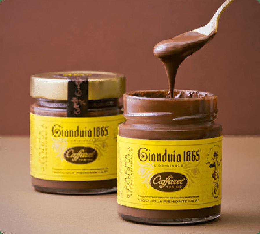 ジャンドゥーヤチョコレートクリーム