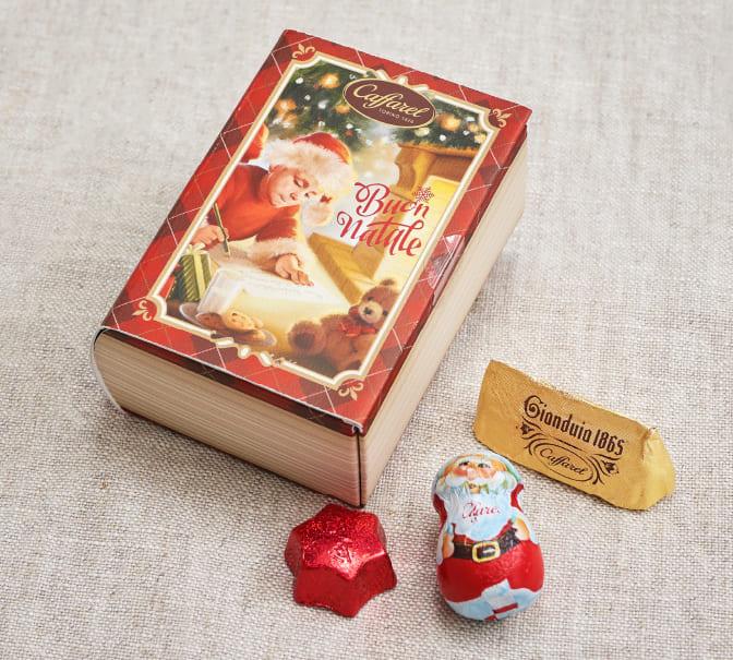 2020クリスマスサンタのチョコレートギフト