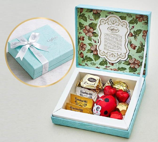 可愛いプレゼントにおすすめのチョコレートギフト