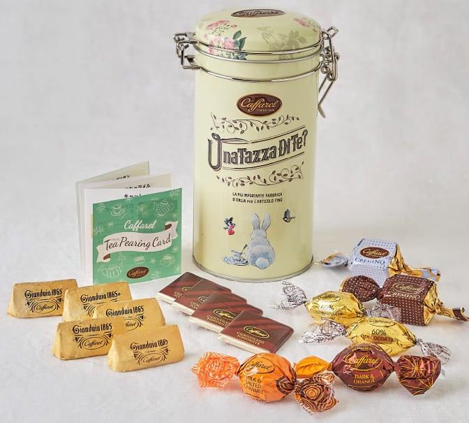 カファレル通販限定の可愛いチョコレートギフト