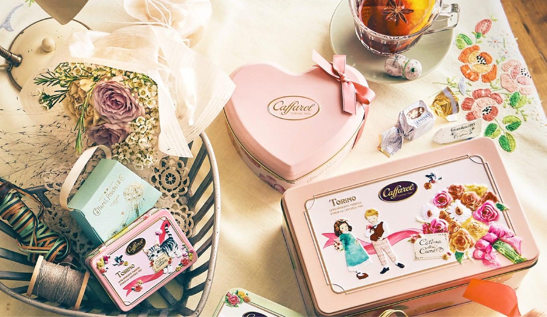 可愛い2021バレンタイン高級チョコレート缶