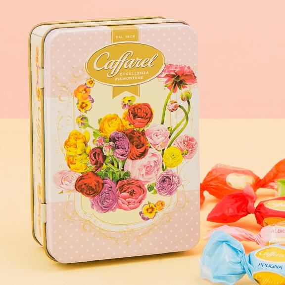 カファレル人気のデザイン缶