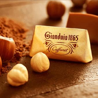 ジャンドゥーヤチョコレートの発明者カファレル