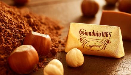 ジャンドゥーヤチョコレートを購入する