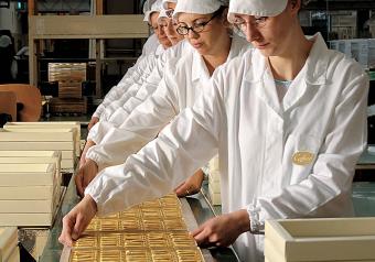 190年以上続く製法で世界に認められるチョコレートブランド