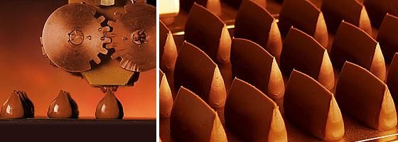 チョコレートが白くなっています。大丈夫ですか