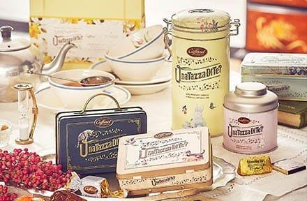 季節限定・人気チョコレートブランド