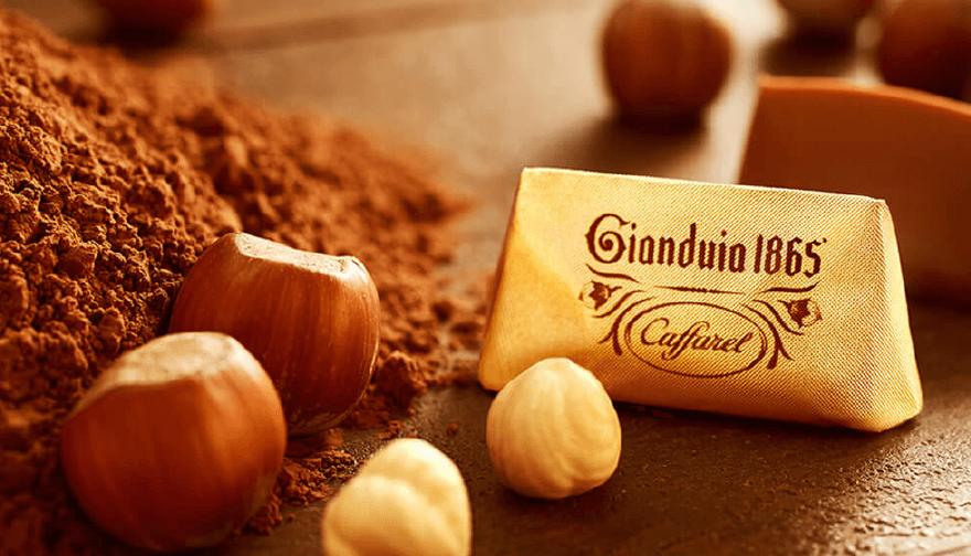 ジャンドゥーヤチョコレートについて