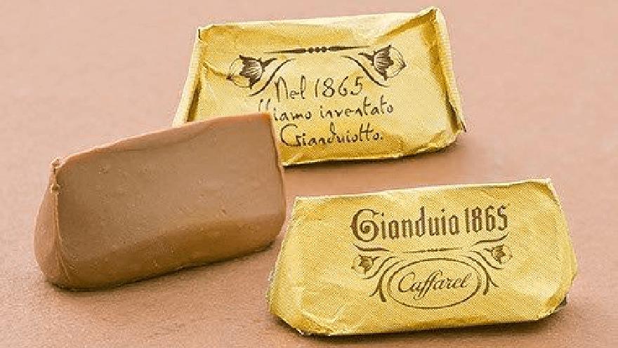 カファレルのジャンドゥーヤチョコレート