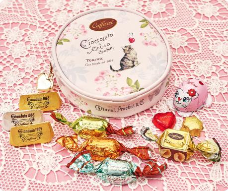 バレンタイン2020限定可愛い猫チョコレート