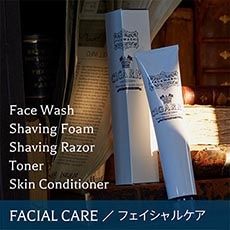 FACIAL CARE / フェイシャルケア