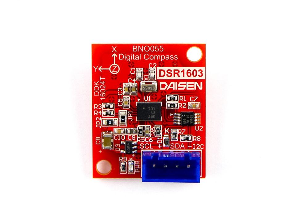ロボットオプション 9Dコンパス