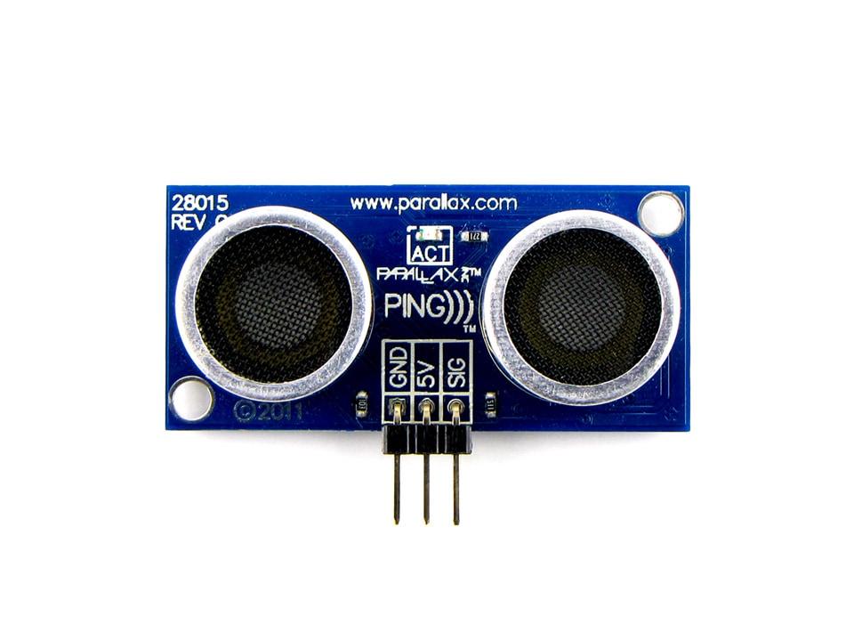 ロボットオプション 超音波距離センサー