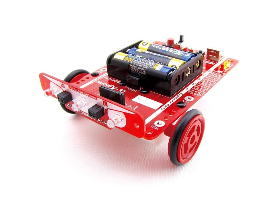ロボットプログラミングキット α-Xplorer(アルファ・エクスプローラ)