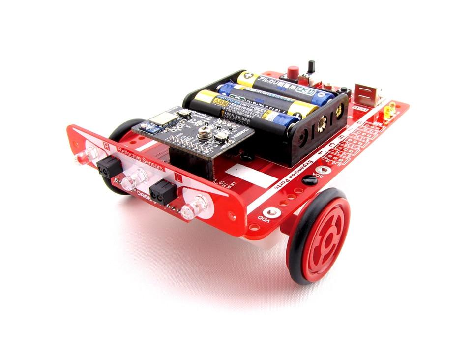 ロボットプログラミングキット α-Xplorer Bluetooth搭載版(アルファ・エクスプローラ ブルートゥース搭載版)