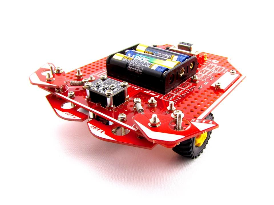 ロボットプログラミングキット TJ3B(ティ・ジェイ・スリー・ビー)
