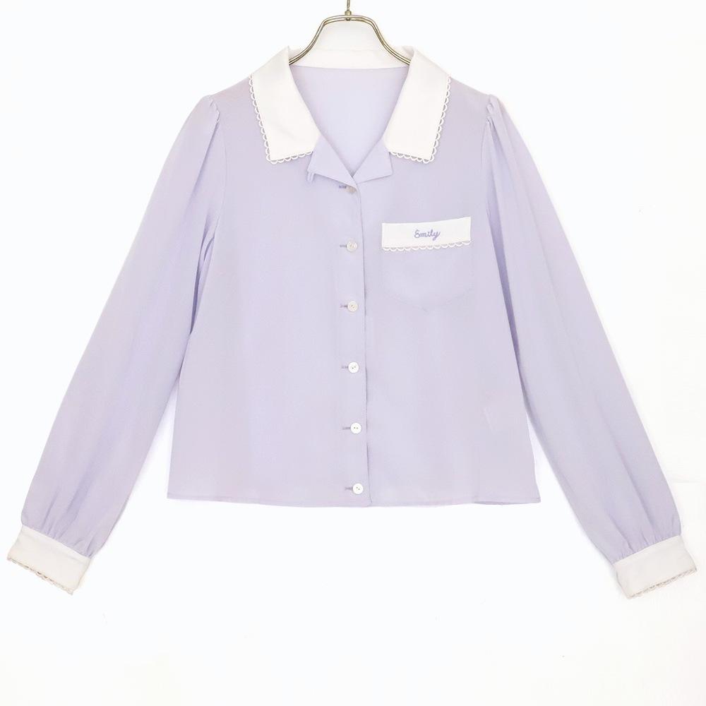 【Reservation】ボーリングシャツ