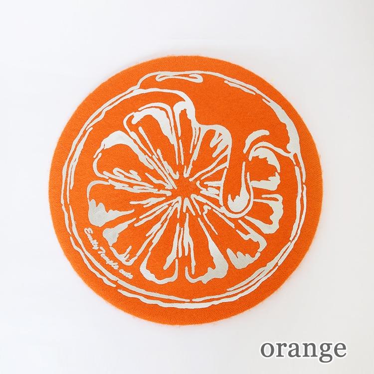 Orangeベレー