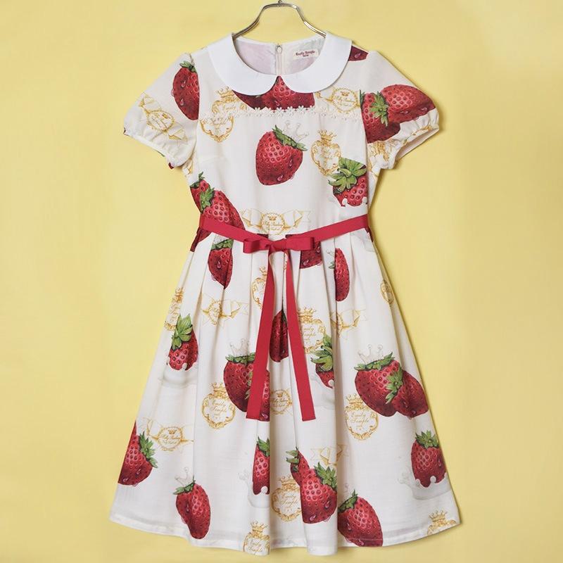 Creamy Strawberry ワンピース